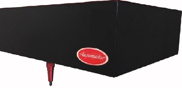 ADP 300400 Pneumatikus pontjelölő gép 300x400 mm