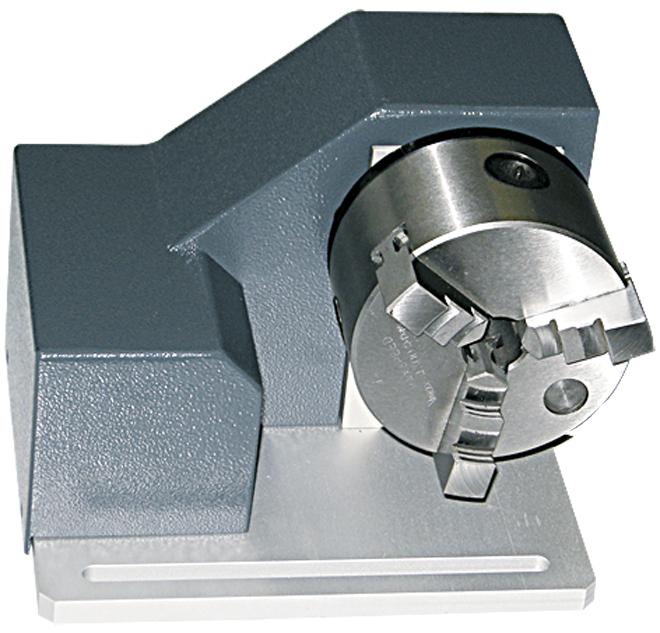 Forgató motor - Rotary axis - hengeres felületek jelöléséhez (Opcionális)