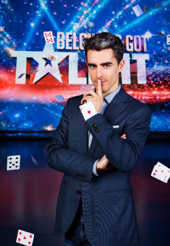 Goochelaar Steven Delaere
