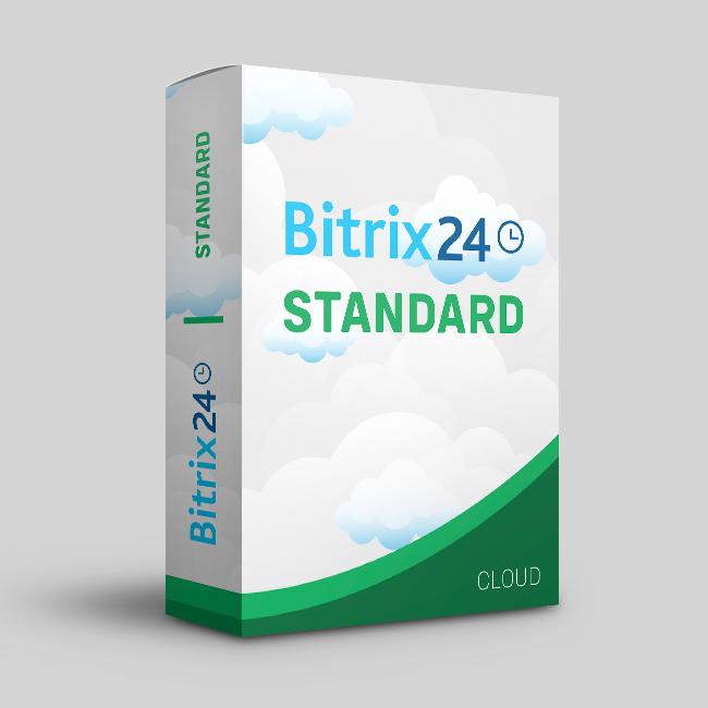 Bitrix24 Cloud - Standard