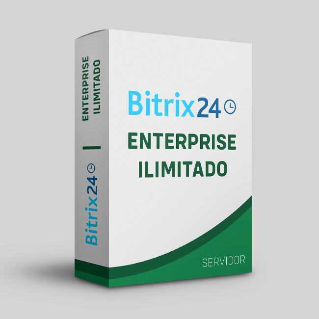 Bitrix24 On-premise - Enterprise Ilimitado