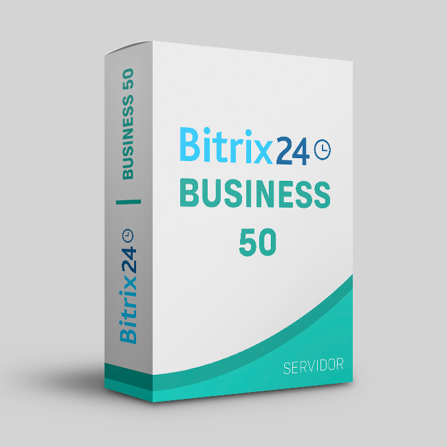 Bitrix24 On-premise - Business 50