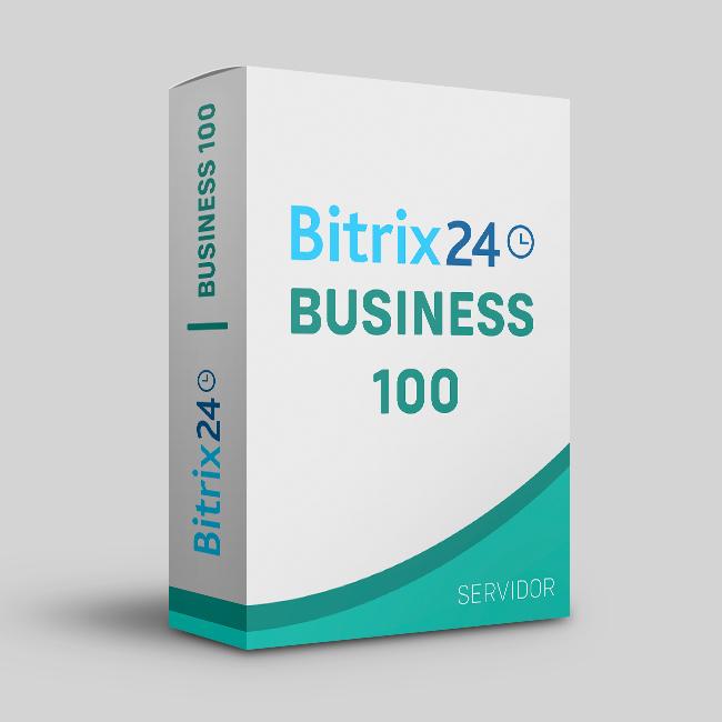 Bitrix24 On-Premise - Business 100