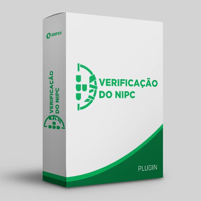 Verificação do NIPC