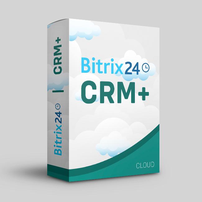 Bitrix24 Cloud - CRM +