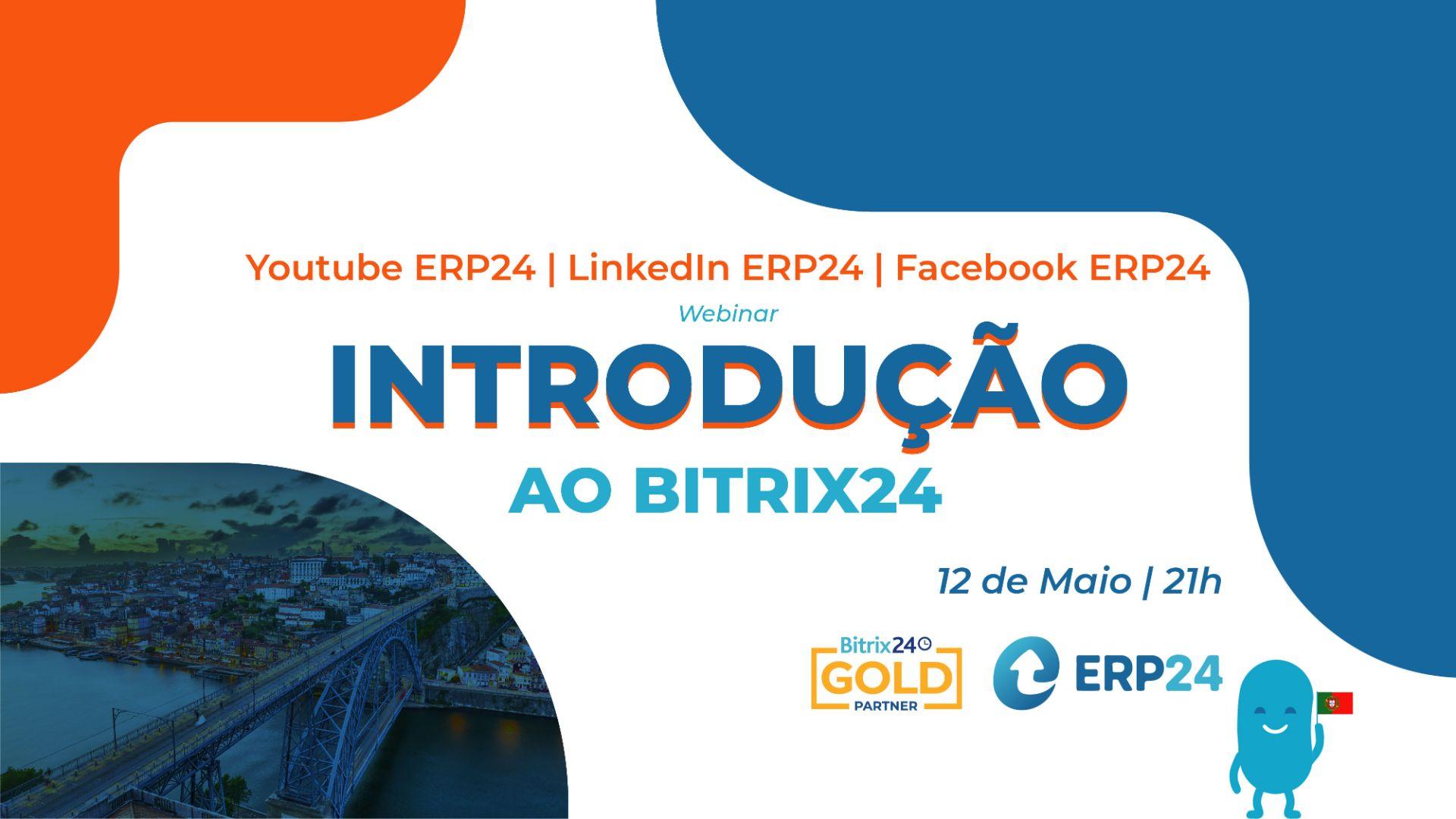 Webinar 10 - Introdução ao Bitrix24
