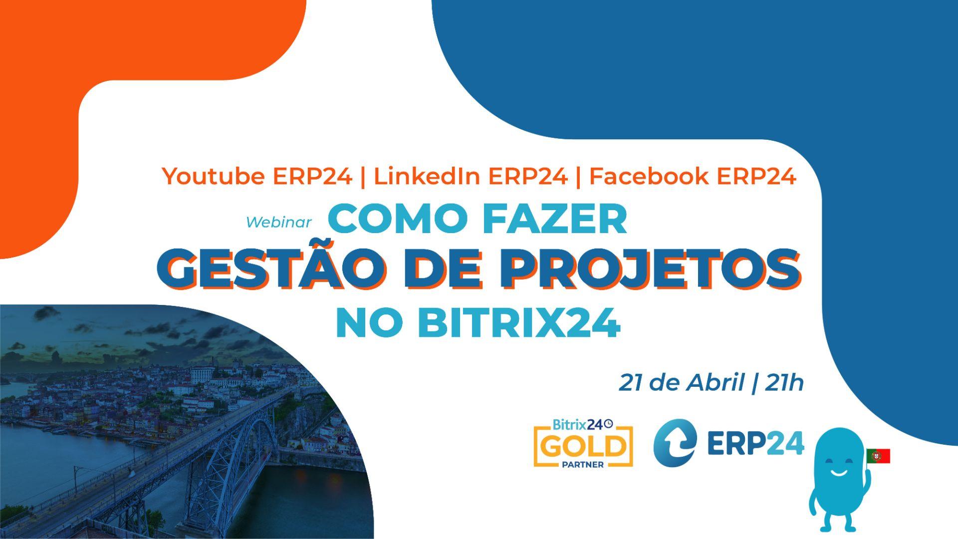Como fazer Gestão de Projetos no Bitrix24