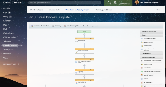 Workflow v Bitrix24 - <Workflow v Bitrix24>