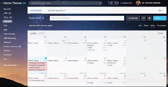 Kalendár v Bitrix24 - <Kalendár v Bitrix24>