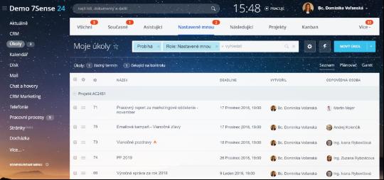 Pokročilý projektový manažment v Bitrix24 - <Pokročilý projektový manažment v Bitrix24>