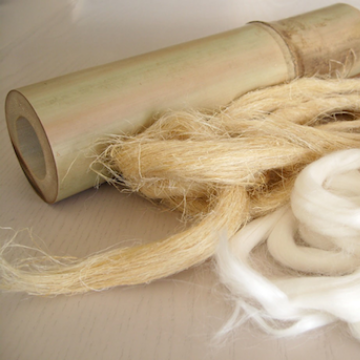 Bamboo Fiber - Sustainable Material