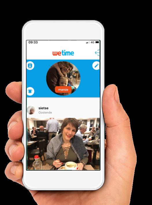 Wetime family app